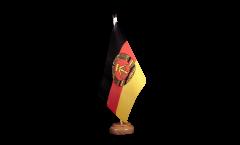 Tischflagge Deutschland DDR