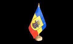 Tischflagge Deutschland Mecklenburg alt