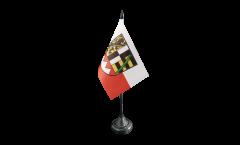 Tischflagge Deutschland Oberfranken