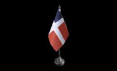 Tischflagge Deutschland Saarland Saarprotektorat 1947-1956