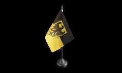 Tischflagge Deutschland Stadt Aachen