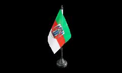 Tischflagge Deutschland Stadt Aschaffenburg - 10 x 15 cm