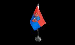 Tischflagge Deutschland Stadt Berchtesgaden