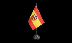 Tischflagge Deutschland Stadt Bonn - 10 x 15 cm