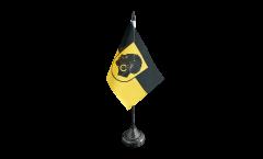 Tischflagge Deutschland Stadt Coburg