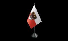 Tischflagge Deutschland Stadt Duisburg