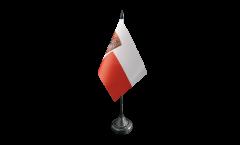Tischflagge Deutschland Stadt Frankfurt