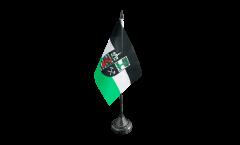 Tischflagge Deutschland Stadt Gelsenkirchen - 10 x 15 cm