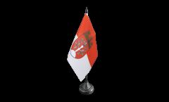 Tischflagge Deutschland Stadt Herdecke