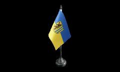 Tischflagge Deutschland Stadt Leipzig