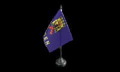 Tischflagge Deutschland Stadt Rügen