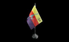 Tischflagge Deutschland Stadt Sylt - 10 x 15 cm