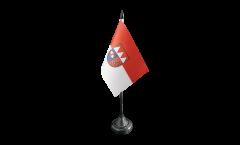 Tischflagge Deutschland Unterfranken