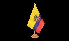 Tischflagge Ecuador