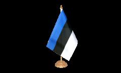 Tischflagge Estland