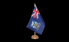 Tischflagge Falkland Inseln