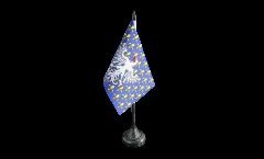 Tischflagge Frankreich Le Puy-en-Velay