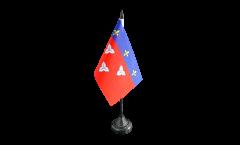 Tischflagge Frankreich Orléans