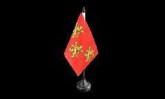 Tischflagge Frankreich Périgord