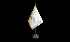 Tischflagge Frohe Pfingsten - 10 x 15 cm