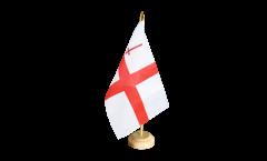 Tischflagge Großbritannien London