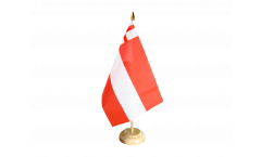 Tischflagge Großbritannien Naval Ensign 1702 - 15 x 22 cm