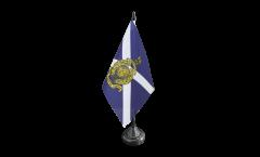Tischflagge Großbritannien Royal Marines Reserve Scotland