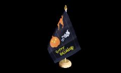 Tischflagge Happy Halloween 4