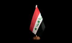 Tischflagge Irak alt 1991-2004
