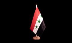 Tischflagge Irak ohne Schrift 1963-1991