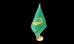 Tischflagge Irland Leinster