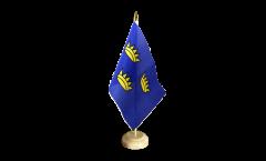 Tischflagge Irland Munster