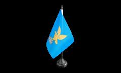 Tischflagge Italien Friaul Julisch Venetien - 10 x 15 cm