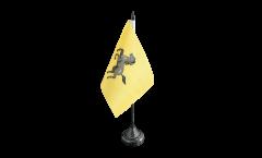Tischflagge Italien Provinz Neapel