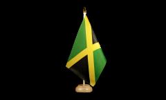 Tischflagge Jamaika