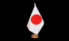 Tischflagge Japan