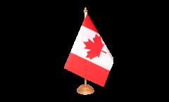 Tischflagge Kanada