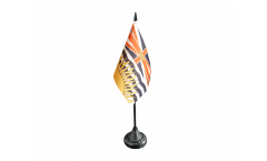 Tischflagge Kanada Britisch Kolumbien