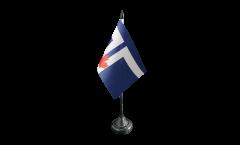Tischflagge Kanada Stadt Toronto - 10 x 15 cm