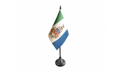Tischflagge Kanada Yukon - 10 x 15 cm