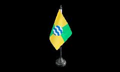 Tischflagge Kenia Nairobi - 10 x 15 cm