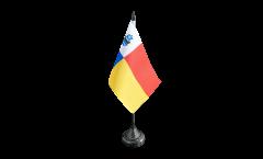 Tischflagge Niederlande Stadt Almere