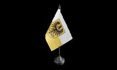 Tischflagge Niederschlesien - 10 x 15 cm