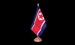 Tischflagge Nordkorea
