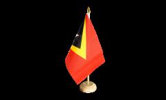 Tischflagge Osttimor