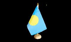 Tischflagge Palau