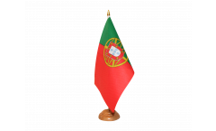 Tischflagge Portugal