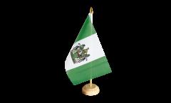 Tischflagge Rhodesien