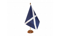Tischflagge Schottland