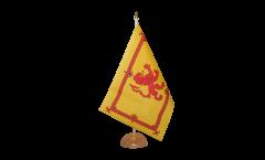 Tischflagge Schottland Royal